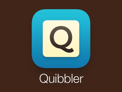 Quibbler App Icon