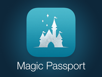 Magic Passport App Icon (DLR)