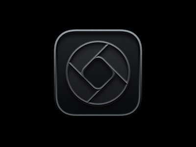 Halide App Icon: Premium iphone ios icons halide camera app icon icon app aperture