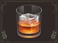 Whiskey App Icon