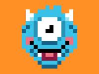 Pixel Wolfie