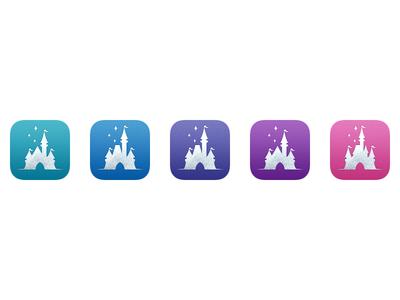 Magic Passport App Icons