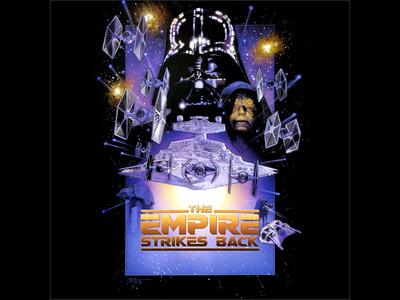 Star Wars Album Art
