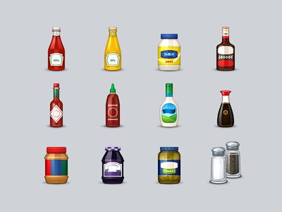 Condiments Emoji