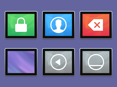 Spotlight Tools spotlight icons yosemite screen saver