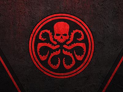 Hail HYDRA! hydra captain america red skull red