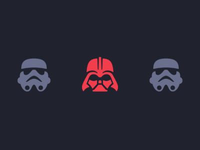 Imperial Entanglements darth vader star wars magic passport stormtrooper