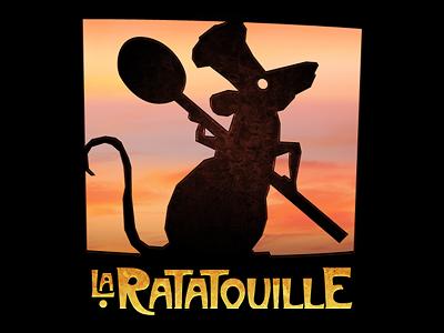 La Ratatouille ratatouille pixar