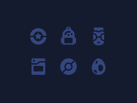 Silph Co. Icons
