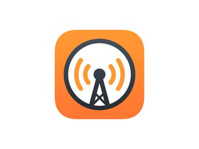 Overcast 3 App Icon