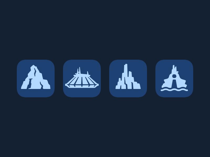 Original mountains