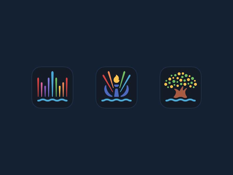 NTS rivers of light illuminations world of color disneyland icons magic passport