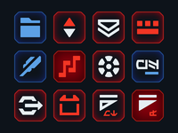 Star Wars macOS Icons