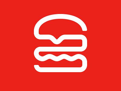 Burger Digest logo icon burger