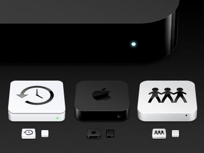 The new Ive Drives ive drives mac mini appletv time capsule apple tv