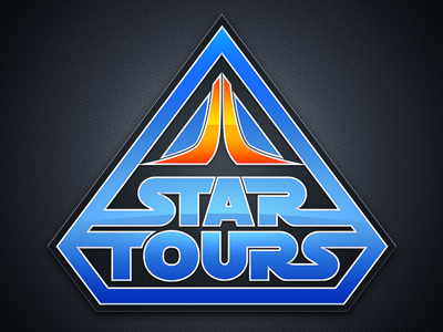Star Tours By Louie Mantia