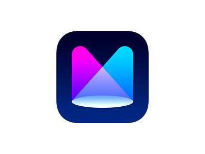 Mezzanine App Icon ios app icon app icon mezzanine