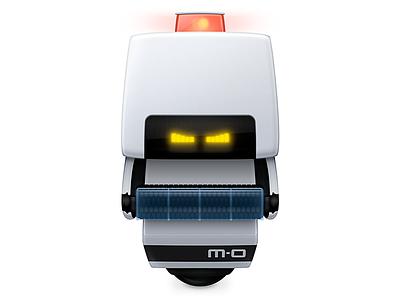 M-O: Microbe Obliterator mo microbe obliterator wall-e walle eve robot clean scrub siren