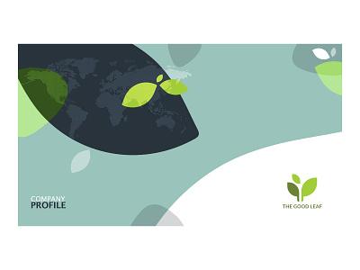GL Brochure affinity publisher profile design organic food organic brochure vector typography design affinity designer