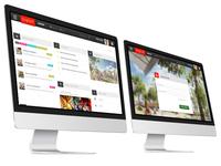 Webdesign responsive ready - Intranet