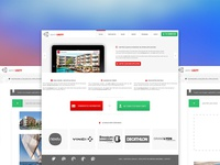 Webdesign : Admin Unity3D