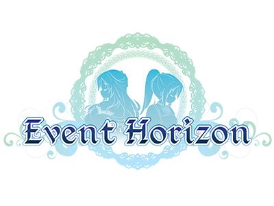 Event Horizon silhouette frame illustration vector logo rpg event horizon