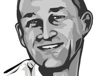 vector portrait test