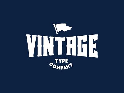 Vintage Type Company Logo sans anaheim dorchester hipster logo fonts font company type vintage