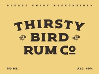 Thirsty Bird Rum Co.