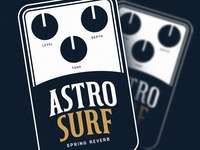 Astro Surf Spring Reverb