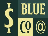 Horoscope Display Font