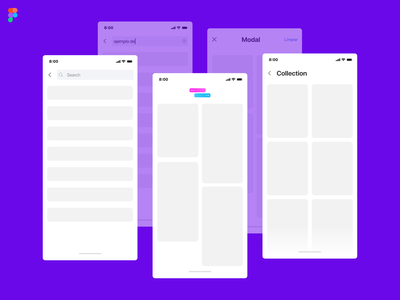Navigation components component library components design systems design system navigation bar library navigation figma design