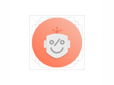 Facturabot icon re-imagined