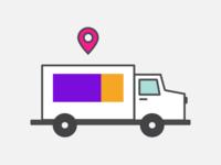 Shipping illustrations