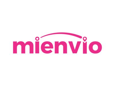 mienvio rebranding startup logo color branding glyph isotype logotype wordmark brand rebranding