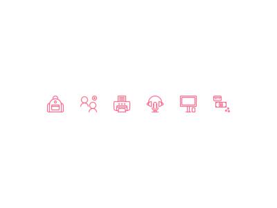 Spanish Phrases - Icon Set