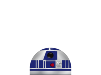 Star Wars R2-D2 (May the 4th be with you)