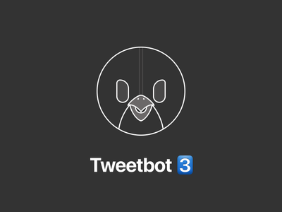 Tweetbot Icon for iOS (Concept) concept ios tweetbot twitter design 5thingsinfigma figma icon illustration tapbots apple
