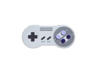 Super Nintendo (Controller)