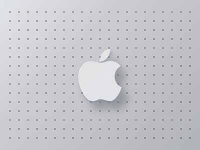 Apple WWDC Icon skeuomorphism shadows wwdc icons mac macos apple 5thingsinfigma figma