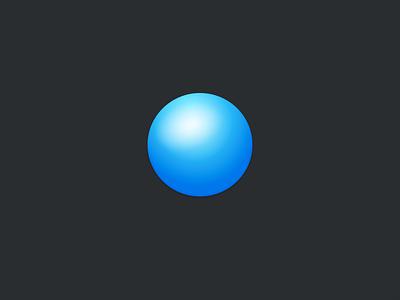 Lighting globe ball figma 3d shadow lighting