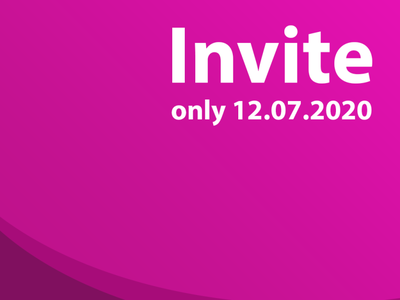 Dribbble | Invite Giveavay invite