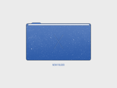 Mac OS X 11 Folder mac os x folder new folder icondesign iconset computericon icons icon