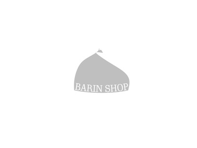 Barin Shop logo logotype shop bag