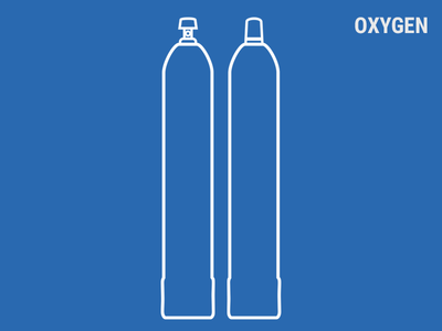 Oxygen ballons