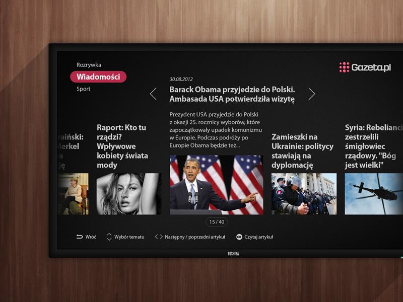 Gazeta app