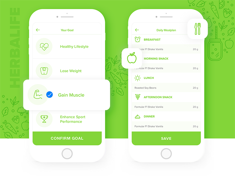 Herbalife app