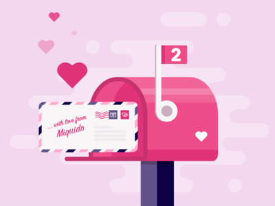 2 Dribbble Invites Giveaway 💌  💕