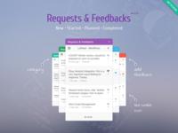 WordPress Request & Feedback Plugin