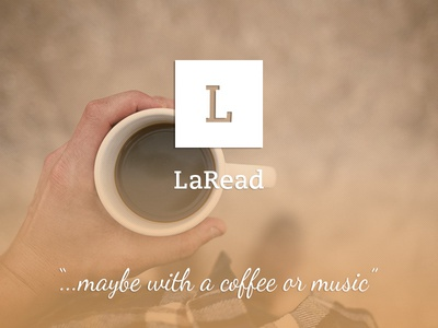 Laread. wordpress blog personal blog creative clean
